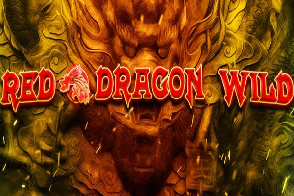 Φρουτάκια με θέμα την Ανατολή-Φρουτάκι Red Dragon Wild