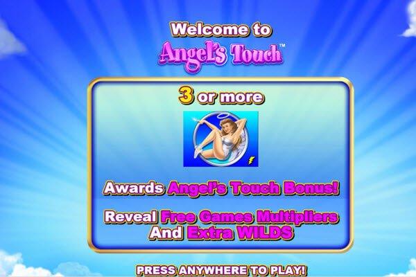 Φρουτάκι Angel's touch της NextGen