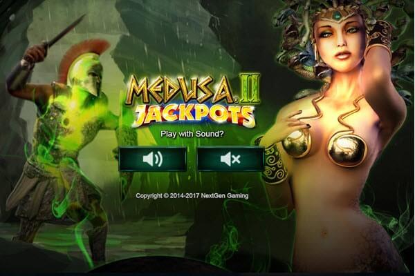 Online φρουτάκι Medusa 2 Jackpots