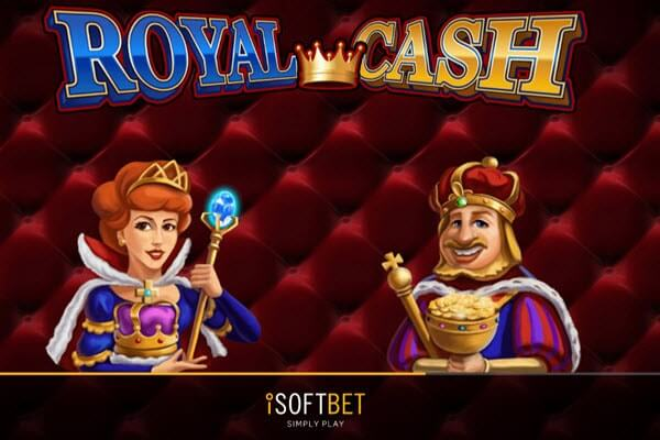 φρουτάκι Royal Cash της iSoftBet