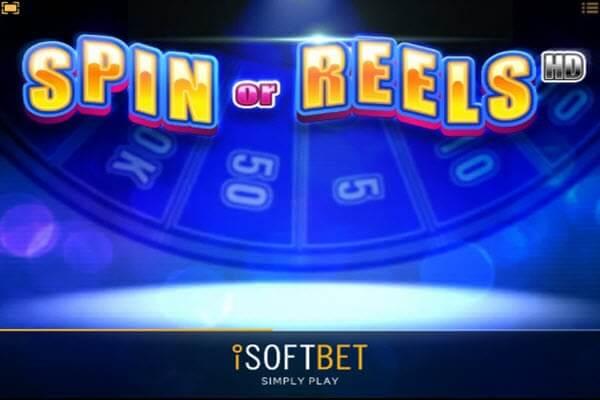 Φρουτάκι Spin or Reels της iSoftBet