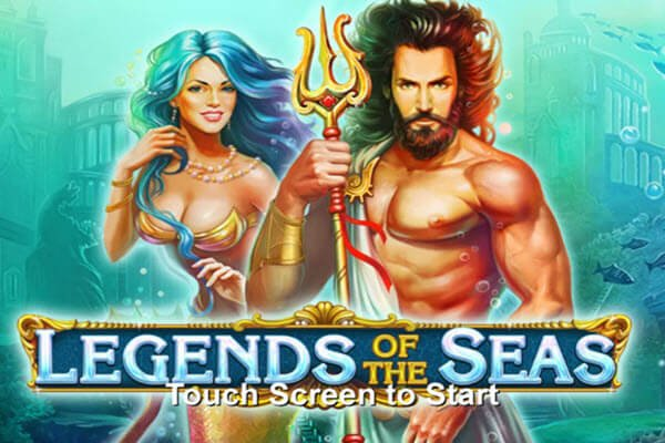 Φρουτάκι Legends of the seas