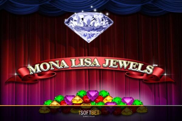 Φρουτάκι Mona Lisa Jewels της iSoftBet