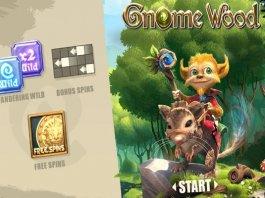 Δωρεάν φρουτάκι Gnome Wood της Microgaming