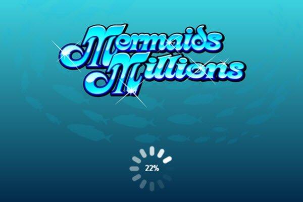 Φρουτάκι Mermaids millions