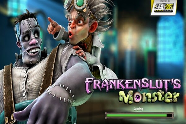 φρουτάκι Frankenslots monster της Betsoft