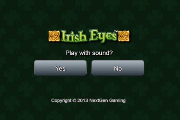 Φρουτάκι Irish eyes της Nextgen