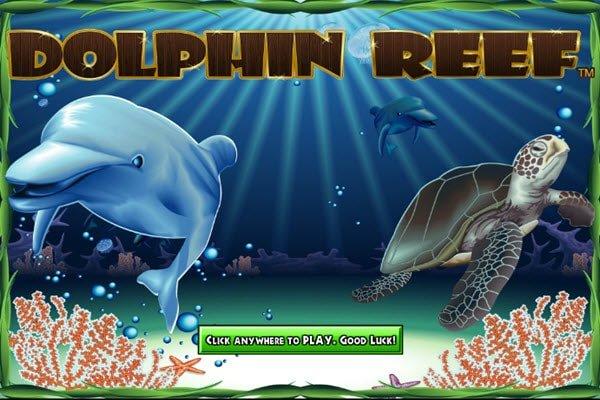 Φρουτάκι Dolphin Reef της NextGen