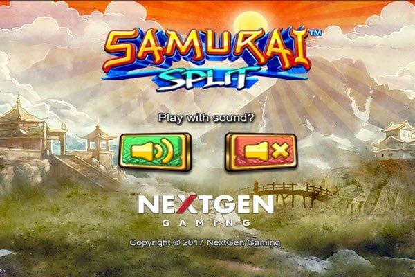 φρουτακι Samurai Split -froutakia Nextgen