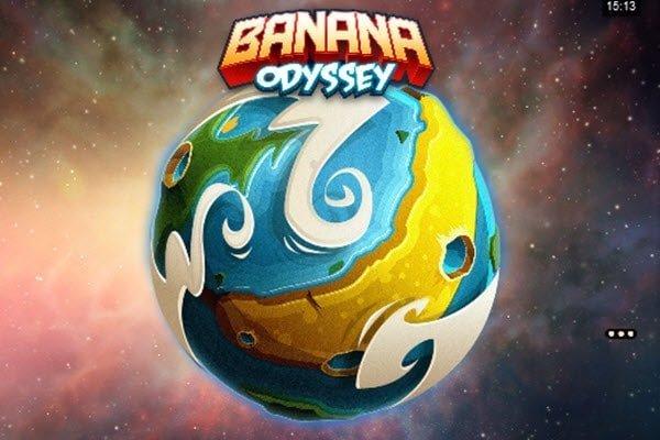 φρουτάκι Banana odyssey της Microgaming