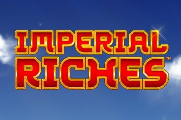 Προοδευτικά φρουτάκια της της NetEnt -φρουτάκι Imperial riches