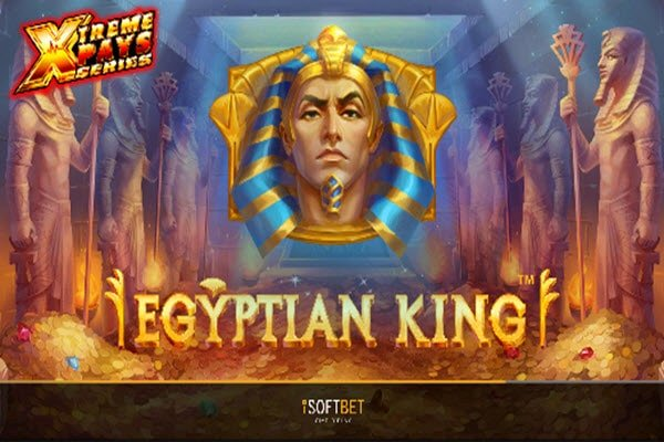 Egyptian king της iSoftBet