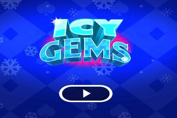icy gems φρουτακια microgaming