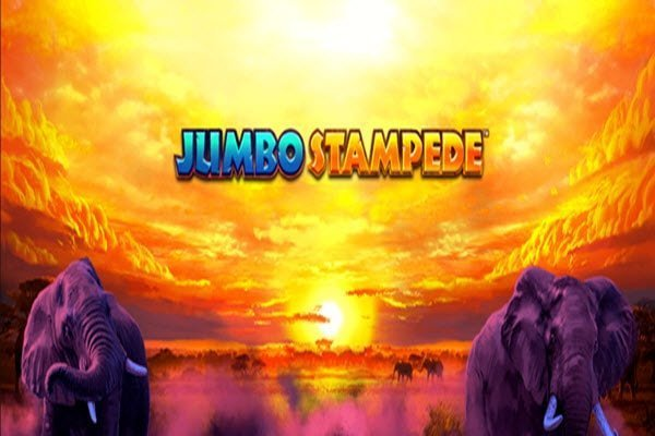φρουτάκι Jumbo Stampede της iSoftBet