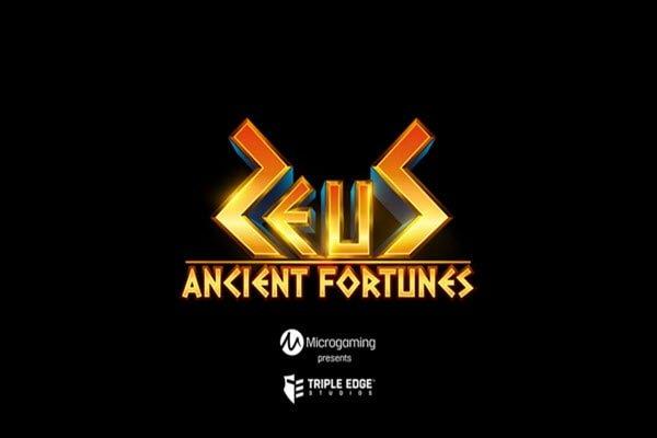 φρουτάκι Ancient Fortunes: Zeus της Microgaming