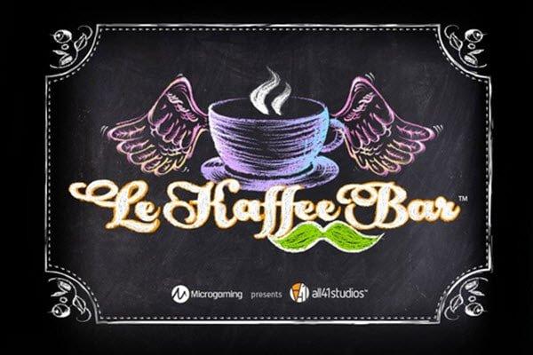 Φρουτάκι Le kaffee bar της Microgaming