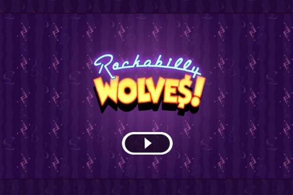 Φρουτάκι Rockabilly Wolves της Microgaming