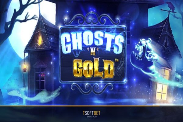 Φρουτάκι Ghosts n gold της iSoftBet