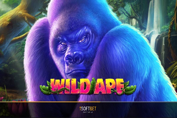 φρουτακι Wild Ape-φρουτακια isoftbet