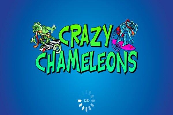Crazy chameleons-φρουτακια microgaming