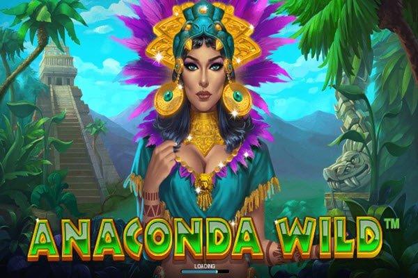 Φρουτάκι Anaconda Wild της Playtech