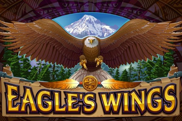 Microgaming slots - Eagle's Wings