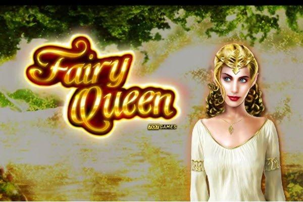 Φρουτάκι Fairy queen της Novomatic