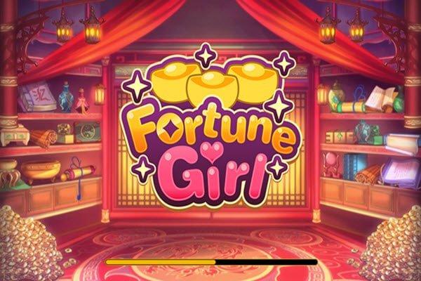 Φρουτάκι Fortune girl της Microgaming