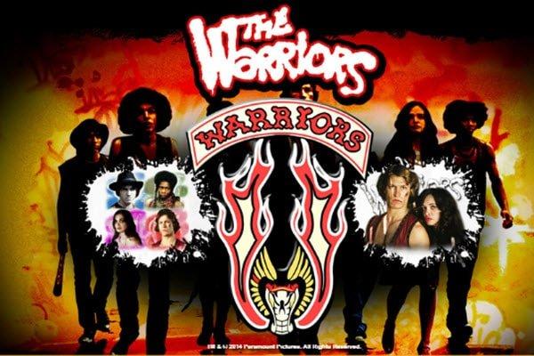The Warriors φρουτάκια της iSoftBet