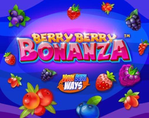 Φρουτάκι Berry Berry Bonanza της Playtech