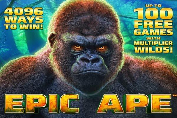 Φρουτάκι Epic Ape Playtech