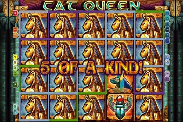 Cat Queen της Playtech