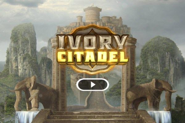 Φρουτάκι Ivory citadel της Microgaming