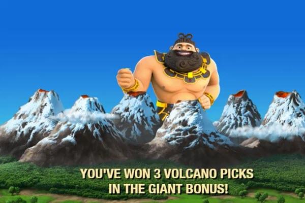 Προοδευτικό φρουτάκι Jackpot Giant