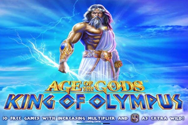 Age of the Gods King of Olympus της Playtech
