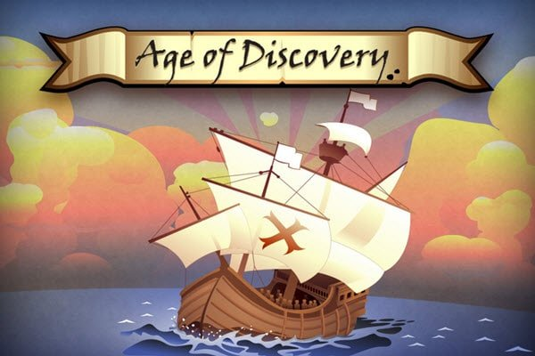 Φρουτάκια της Microgaming-Age of discovery