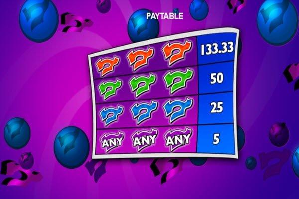 Κλασικα φρουτάκια δωρεάν - Crazy 7 Playtech