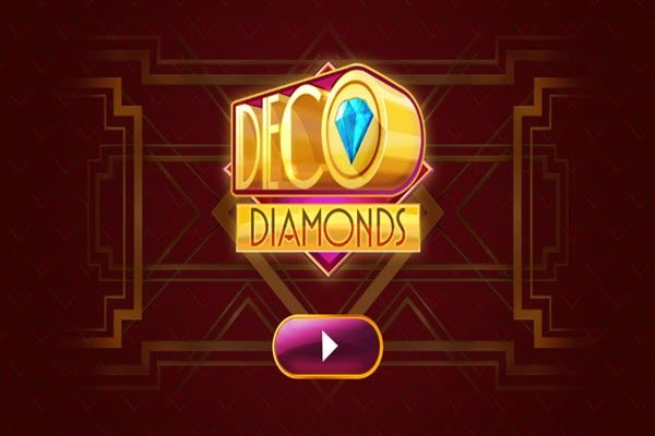 Deco Diamonds Microgaming και Just For The Win