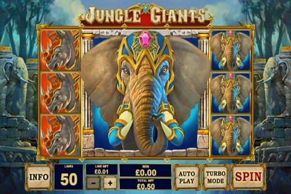 Jungle Giants της Playtech