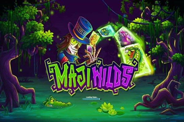 φρουτάκια της playtech-φρουτάκι Maji Wilds
