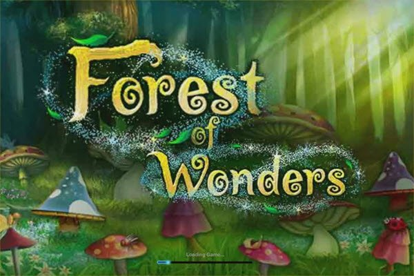Forest of wonders slot της Playtech
