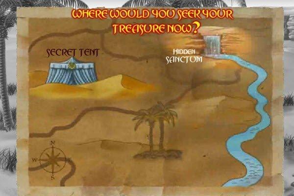 φρουτακι Desert Treasure 2 και βασικα χαρακτηρσιτικα