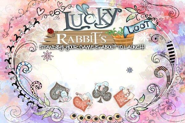 φρουτακι πολλαπλών γραμμών Lucky rabbits loot slot της Microgaming