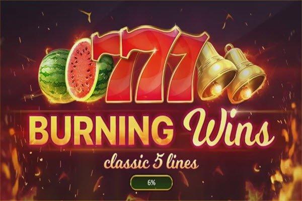 Burning Wins - Κλασικά φρουτάκια της Playson