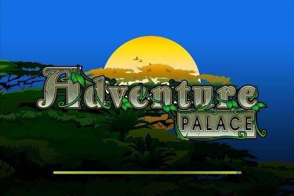 Adventure Palace της Microgaming