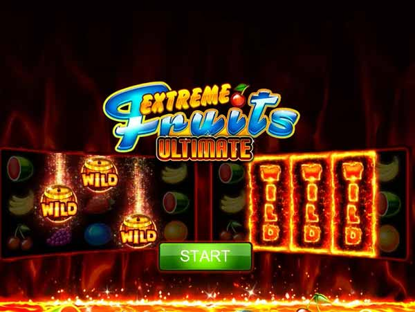 Extreme fruits ultimate της Playtech