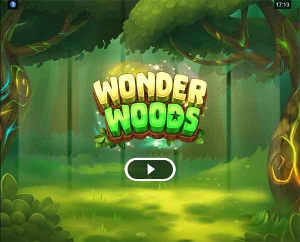 Φρουτάκια Microgaming-Wonder woods slot